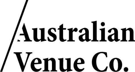 The Australian Venue Company logo