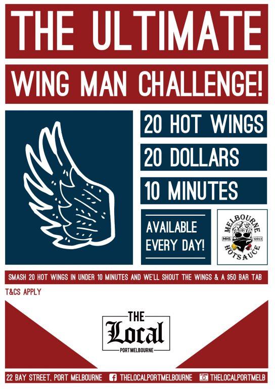 Ultimate Wing Man Challenge V_2-01